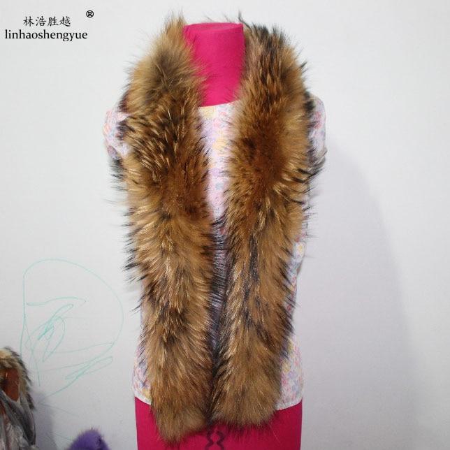 Linhaoshengyue volpe sciarpa 2016 del Nuovo modello freeshopping