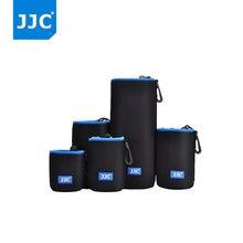 JJC камера DSLR сумка Мягкий маленький чехол для объектива для Canon/Nikon/Olympus/Fujifilm/Sony/Pentax/Panasonic/Leica фото SLR из неопрена