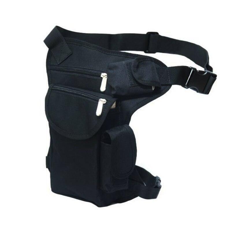 Bolsa de Cintura Tática de Nylon Bolsa de Perna Militar para Motocicleta Bolsa de Ombro Yiying Cinto Multiuso
