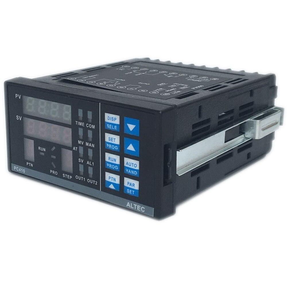 Mesa de Panel de control de temperatura especial con módulo de comunicación RS232, termostato BGA, Envío Gratis Pc410