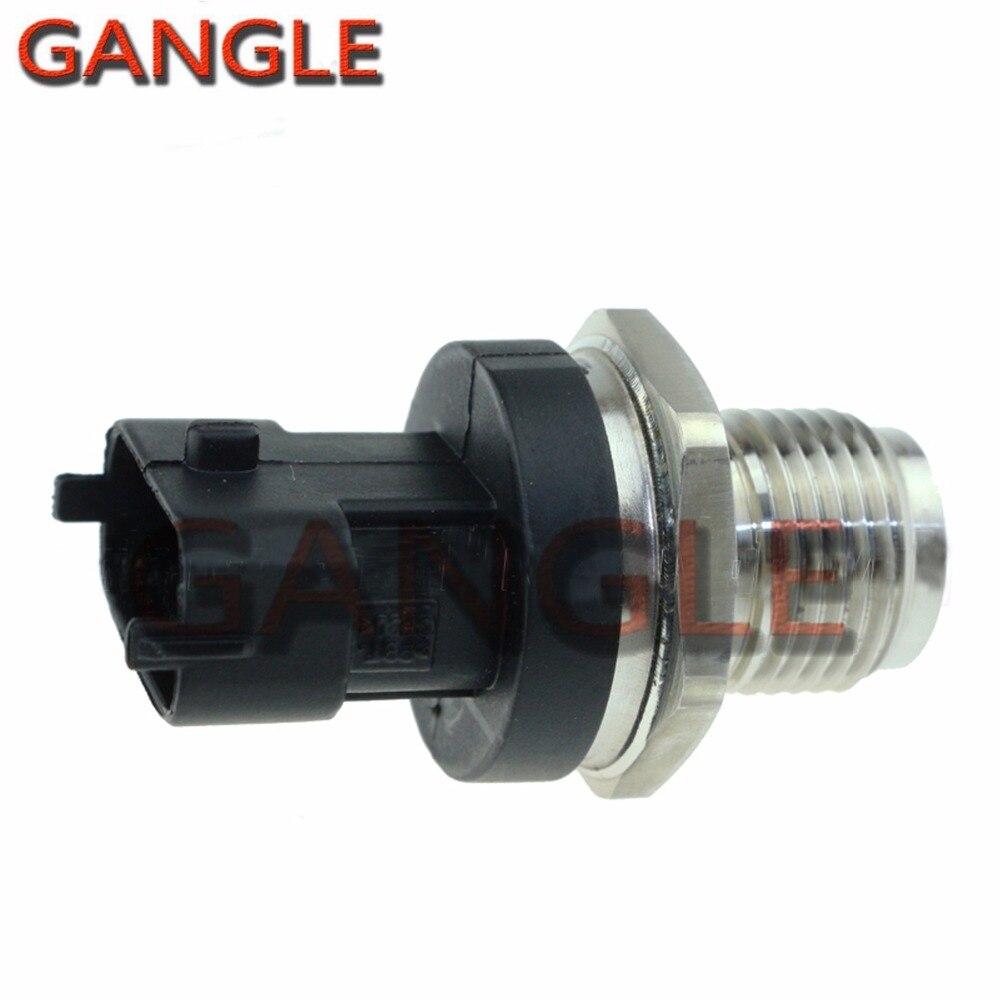 Válvula de riel de combustible con Sensor regulador de presión para ALFA ROMEO 147 LANCIA LYBRA HOLLAND T6 121 143 154 163 0281002734