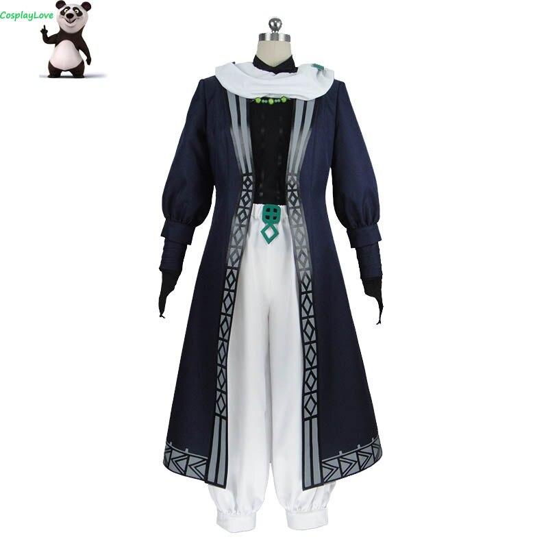 Registro de Batalhas Feito para Cosplaylove Altair: Shoukoku Altair Zehir Veneno Zaganos Cosplay Costume Halloween um Não