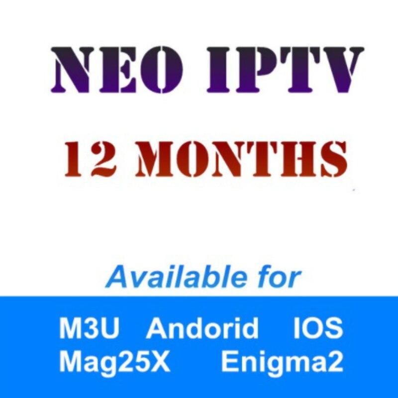Neotv IPTV 4k neotv Europa árabe Bélgica Reino Unido Neotv pro IPTV árabe España portugal inglés para caja de Smart TV de Android