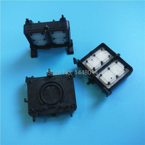 4 Uds venta al por mayor Epson DX5 DX7 tapa R1800/R1900/R2000 R2400 P400 P405 P408 impresora Estación de tapas tapa de la bomba original nuevo