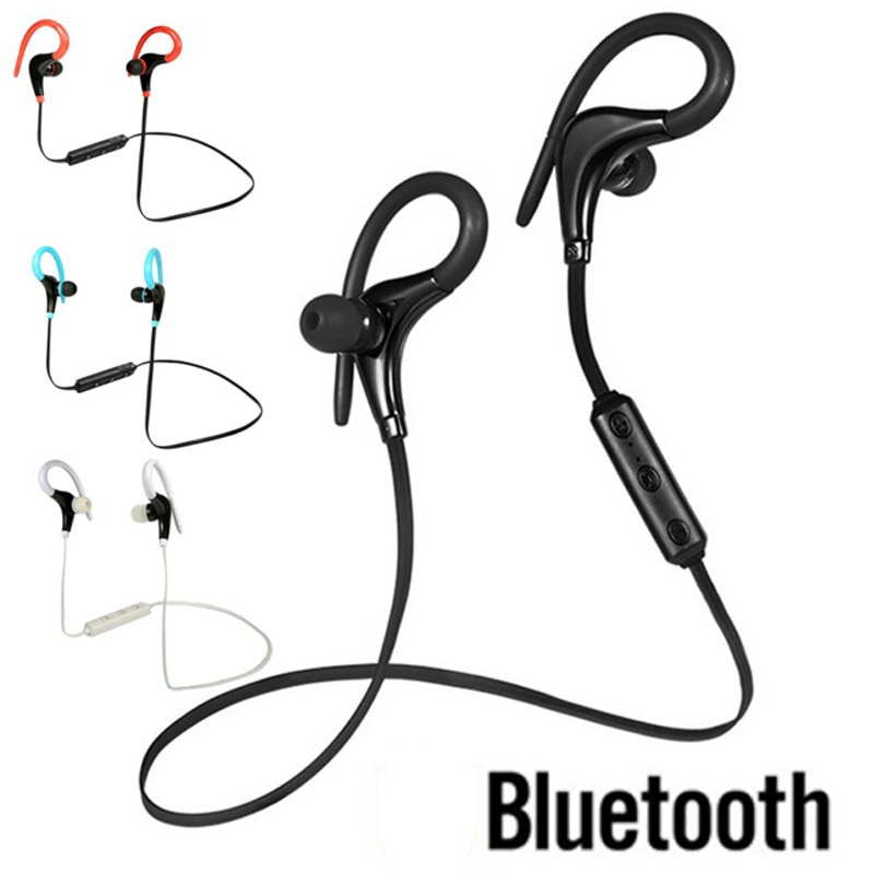 15 Uds mf-25 + 15 Uds stn-444 Bluetooth 4,0 auriculares estéreo inalámbrico de deporte del auricular con caja de venta al por menor