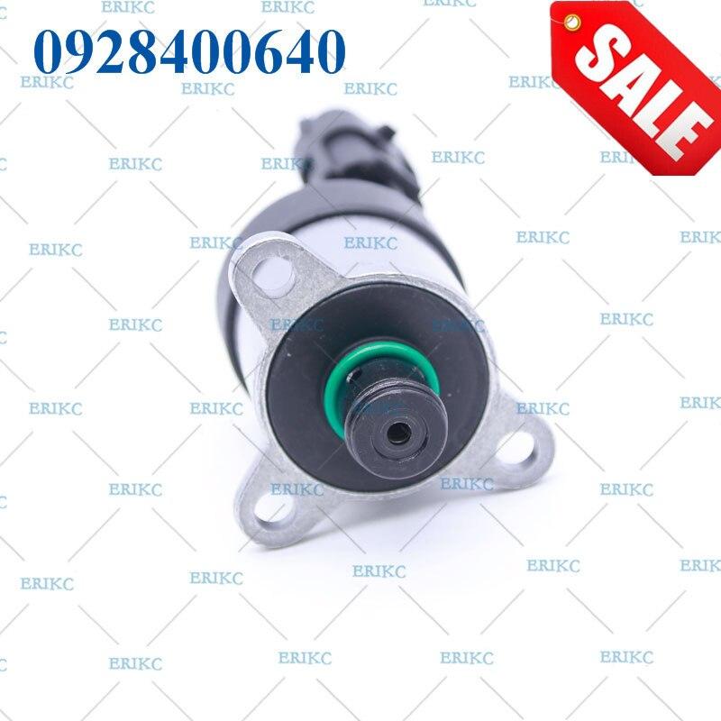 ERIKC SCV 0928400640 Automotive Fuel Pressure Regulator Valve kit 0 928 400 640 Fuel Injection Pressure Regulator Standard