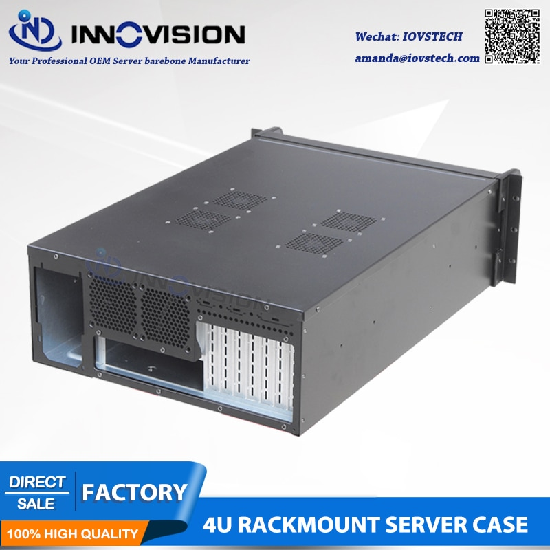 Industrial computer RC630 4Urack mount chassis