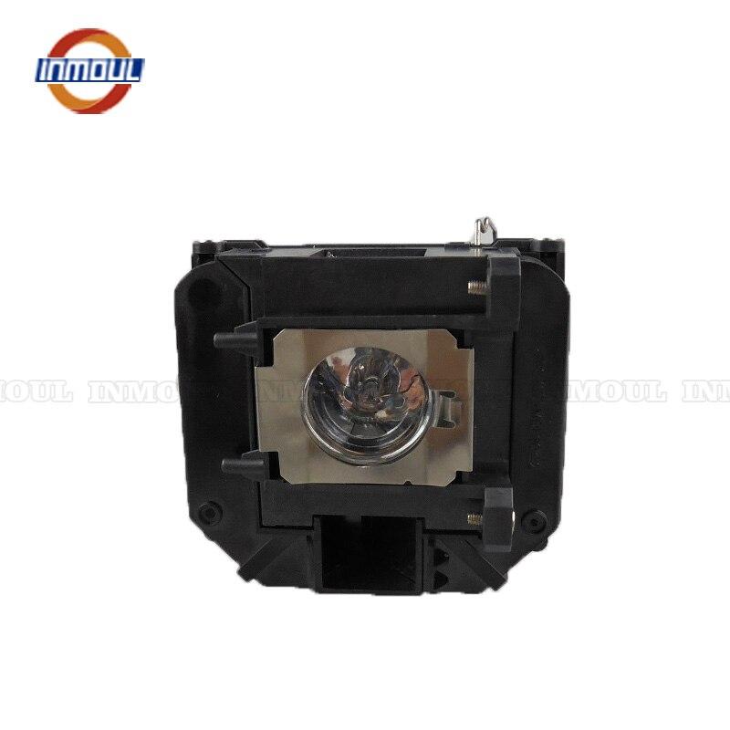 Lâmpada do projetor original para elplp64 para EB-1840W/EB-1850W/EB-1860/EB-1870/EB-1880/EB-D6155W/EB-D6250/EB-C720XN/