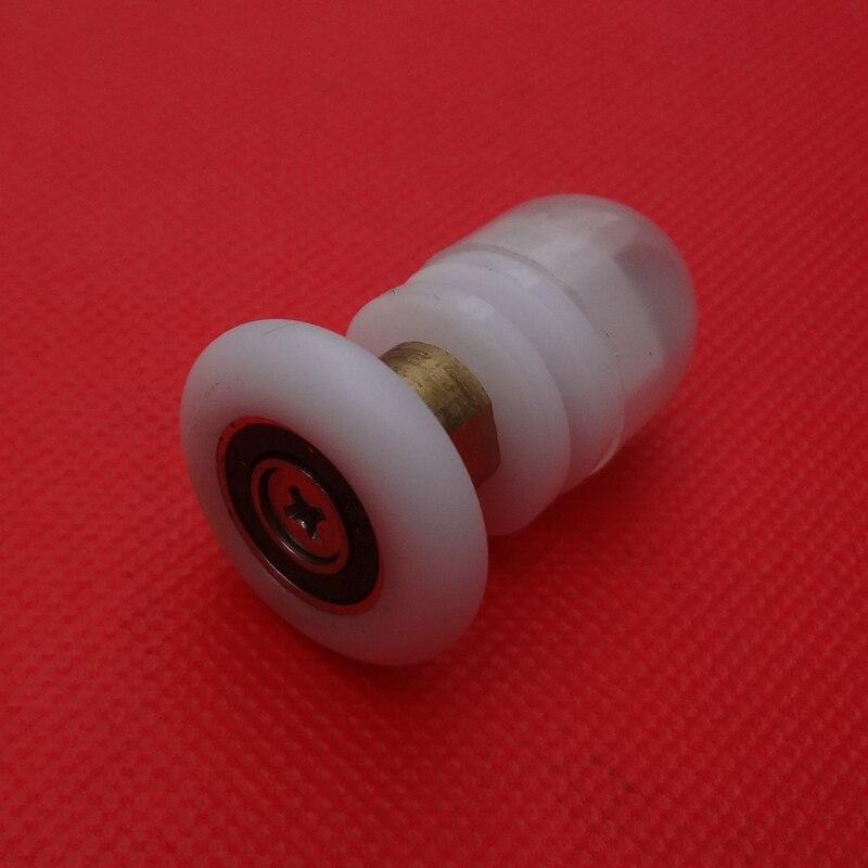 Polea excéntrica del eje de cobre del cuarto de ducha con el eje de cobre, diámetro 25mm/29mm 4 unids/lote