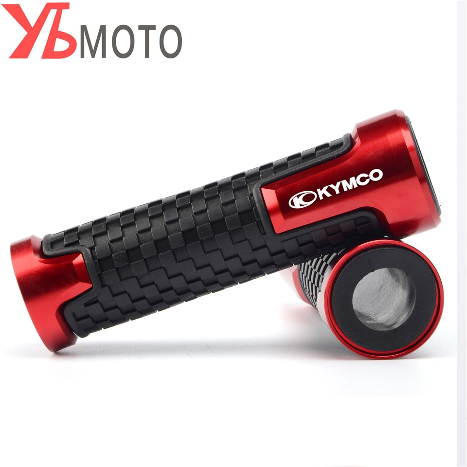 Мотоциклетные ручки гоночные ручки руля для KYMCO центр 350 300i Xciting 250 CK250T 300 CK300T 400 500RI S400 K-XCT