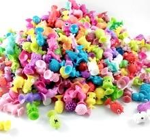 Voor 11.11 Minifiguurtje lidl Action figure sucker speelgoed Stikeez Kinderen Speelgoed Mini Capsule Kinderen Gift Verzonden Willekeurige