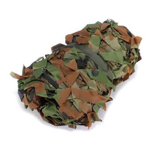 1,5 м * 2 м военный пустынный камуфляж сетки охотничий камуфляж, Охотничья сетка палатка, покрытой качественным чехлом навес для защиты от сол...