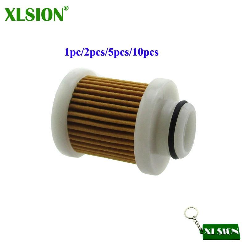 XLSION Gas Kraftstoff Filter Für Yamaha 30-115 6D8-24563-00-00 6D8-WS24A-00-00 F70 F75 F90 T50 T60 6D8-WS24A-00-00 6D8-24563-00-00