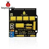 Keyestudio Sensor Shield V5/Expansion Board V5 for Arduino