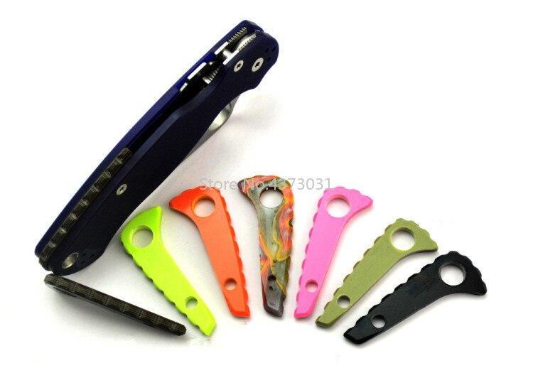 C81 нож для позвоночника Keel Spine G10 Материал Акрил мульти инструменты EDC C81 винты