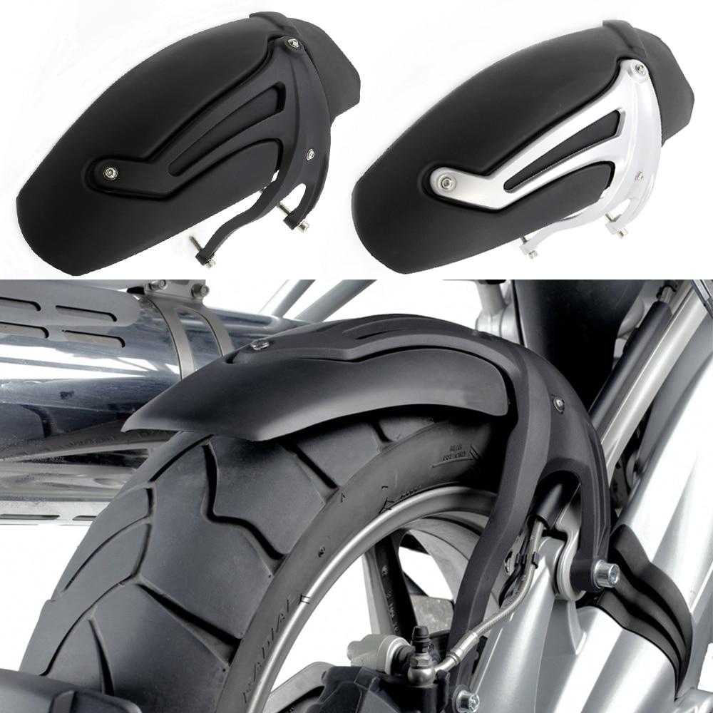For BMW R 1200 GS R1200GS R1200RT R1200ST R1200 GS ADV 2004-2012 Motorcycle Mudguard Rear Fender Tire Hugger Splash Guard Cover