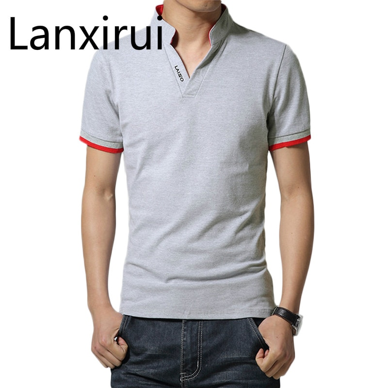 Envío rápido Camiseta de manga corta para hombre + hombre ajustada, camiseta, algodón, 5 colores, sizeM-5XL, MTS11