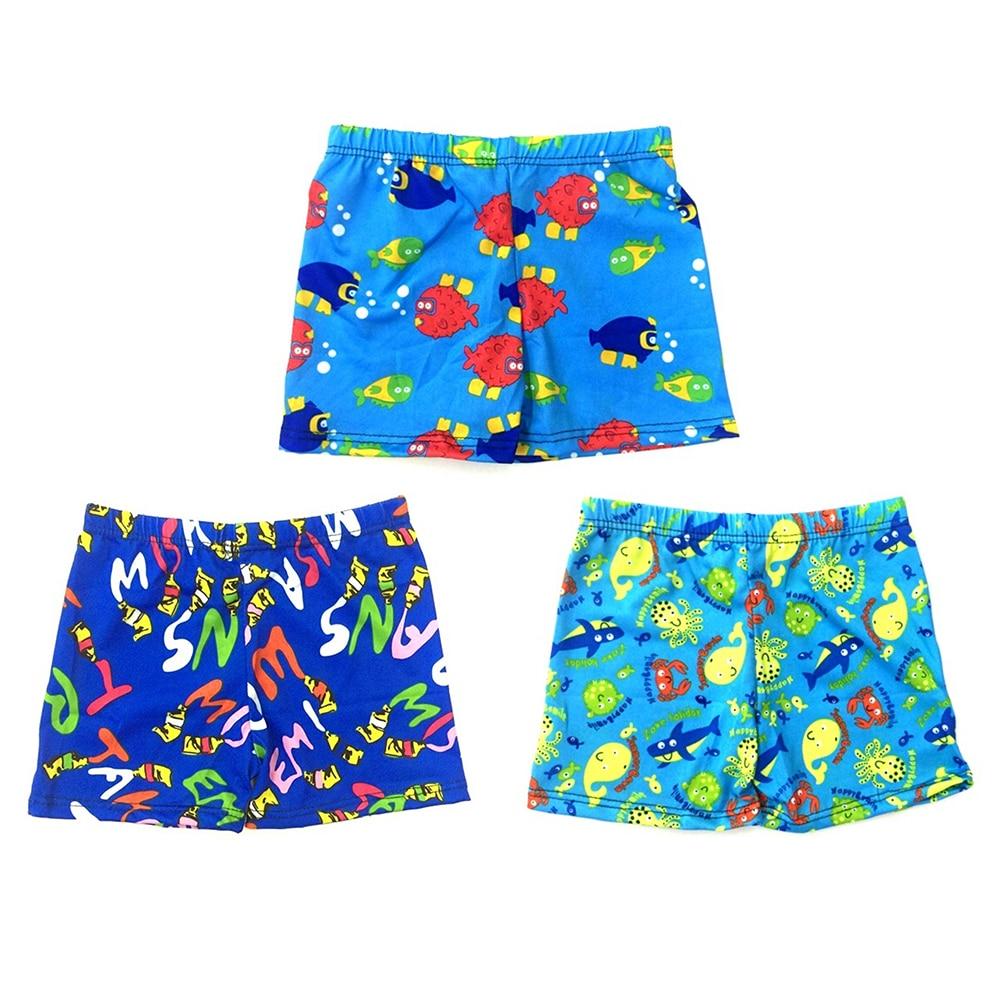 CS Summer Swim Wear Cartoon Printed Toddler Baby Kid Child Swimming Trunks Swimsuit Beach Swimwear Shorts ages 3 to 8 Boys