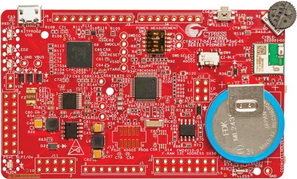 Cypress PSoC CY8CKIT-041-41XX 4 S-Series Development Assessment Board