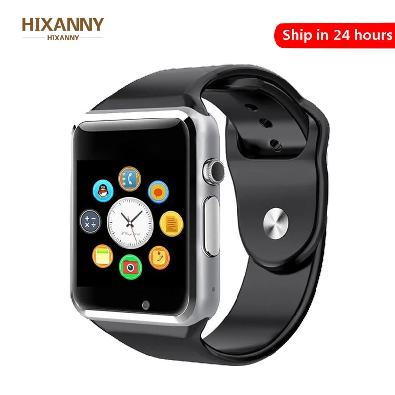 Hixanny A1 Reloj De Pulsera Bluetooth Smartwatch Deportes Contador De Paso Con Cámara Sim Smartwatch Para Android Huawei Apple Samsung Reloj Relojes Inteligentes Aliexpress