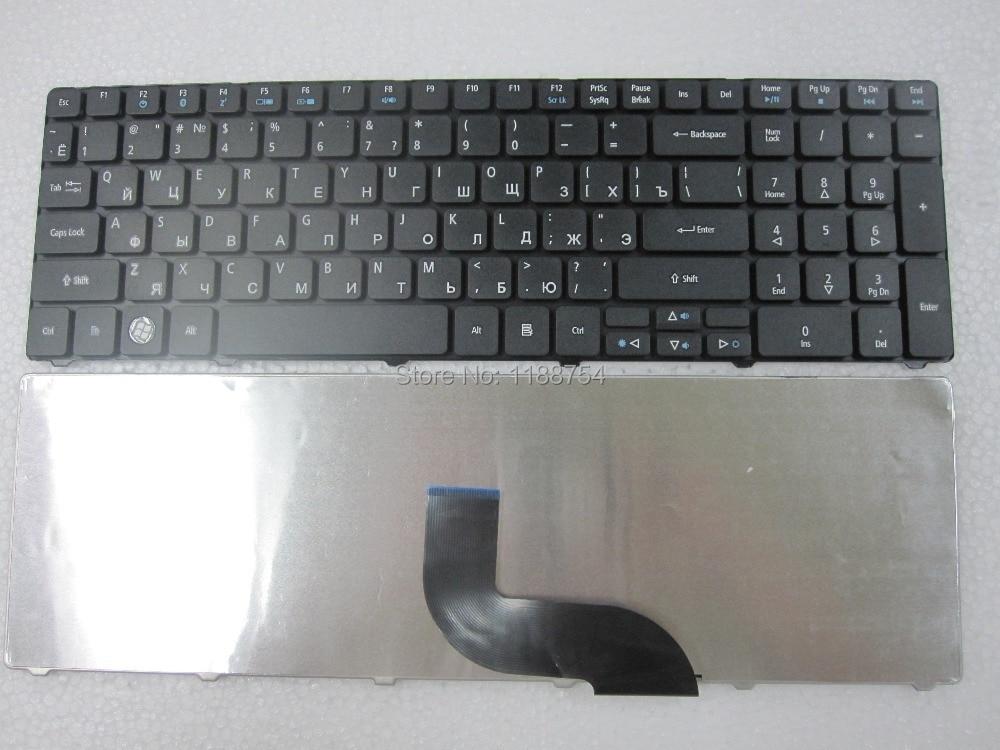 NEW Russian Keyboard for Acer Aspire 5740 5740G 5740Z 5741 5741G 5742 5742g 5742Z 5745G 5745 5745P 5800 5250 RU Black keyboard