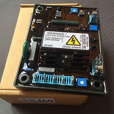 منظم الجهد الأوتوماتيكي ، فوهة التحكم ، للمولد ، نوع XWJ ، AVR SX460