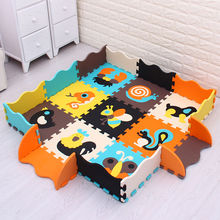 Nummers/Dier Mei Qi Cool Baby Eva Foam Play Mat/Puzzel Vloermat Per 30cmX30cm Dikte 1 Cm waterdichte Speelmat Tapijt Kids