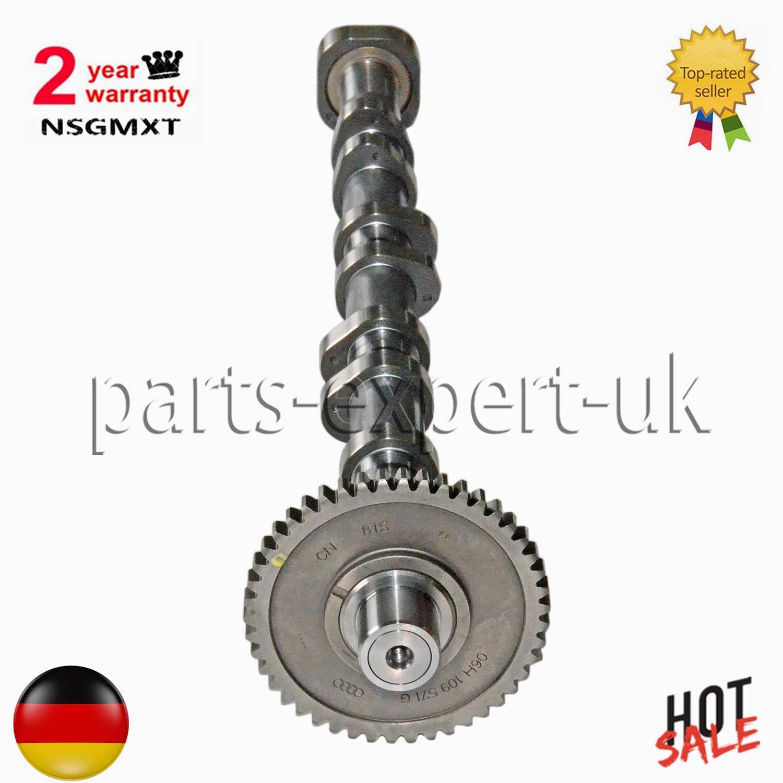 AP01 Exhaust Camshaft  For Audi A3 A4 A5 TT Seat Exeo Altea Skoda Superb Leon VW  06H109022BA  06H109022L 06H109571K
