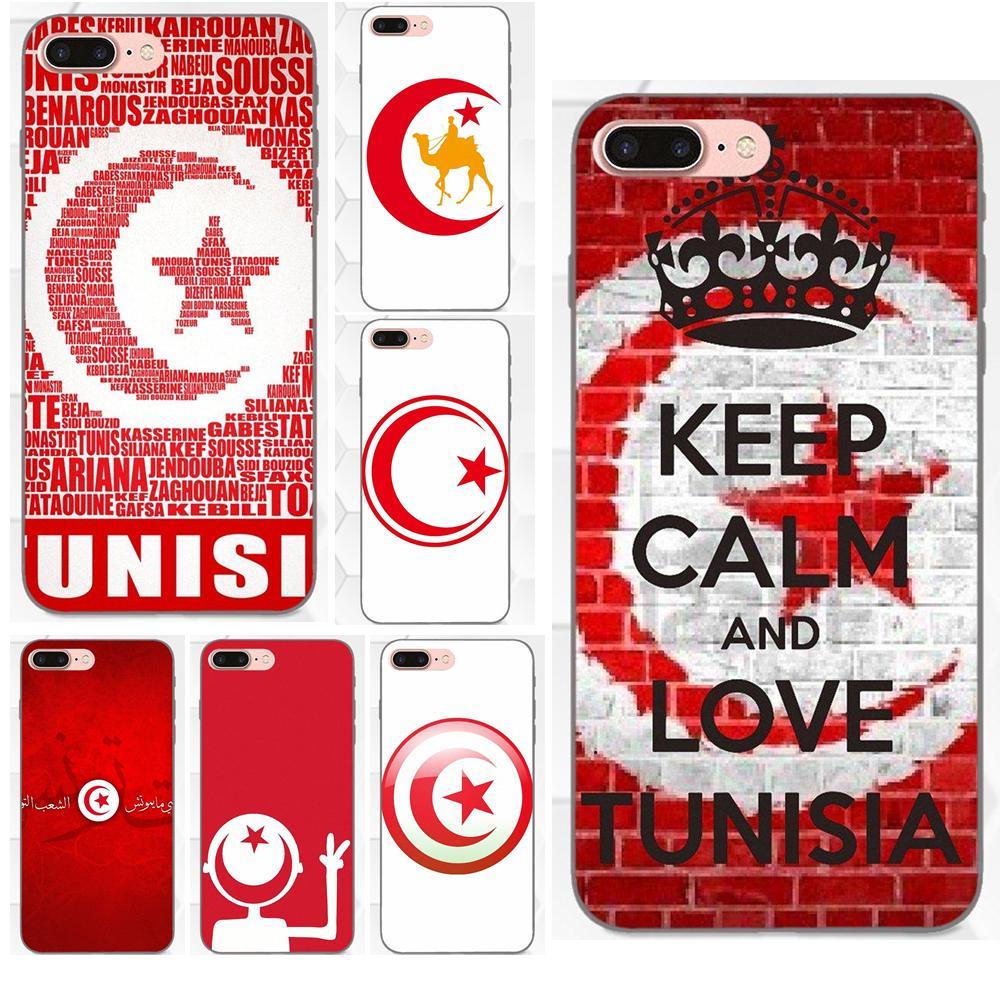 TPU New Style Unique Tunisia For Samsung Galaxy A3 A5 A6 A6s A7 A8 A9 Star Plus 2016 2017 2018