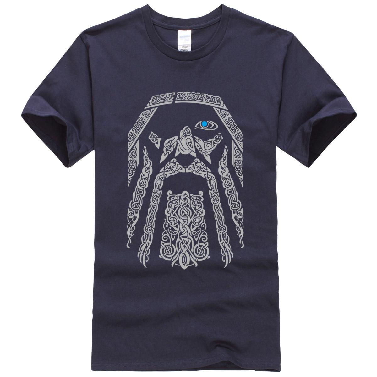 Os vikings legal hip hop streetwear punk camisetas masculinas 2019 primavera verão novos topos camisetas harajuku tshirt masculino k-pop t camisa