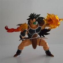 Dragon Ball Z Action Figure Raditz Figure Fire Fist Son Goku Brother Figuras Anime  Esferas Del Hot Toys Model Figma Doll DXF PM