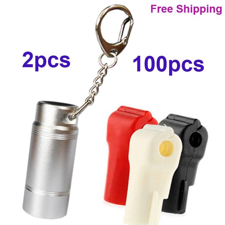 102 шт., пластиковые блокираторы EAS + магнитные ключи