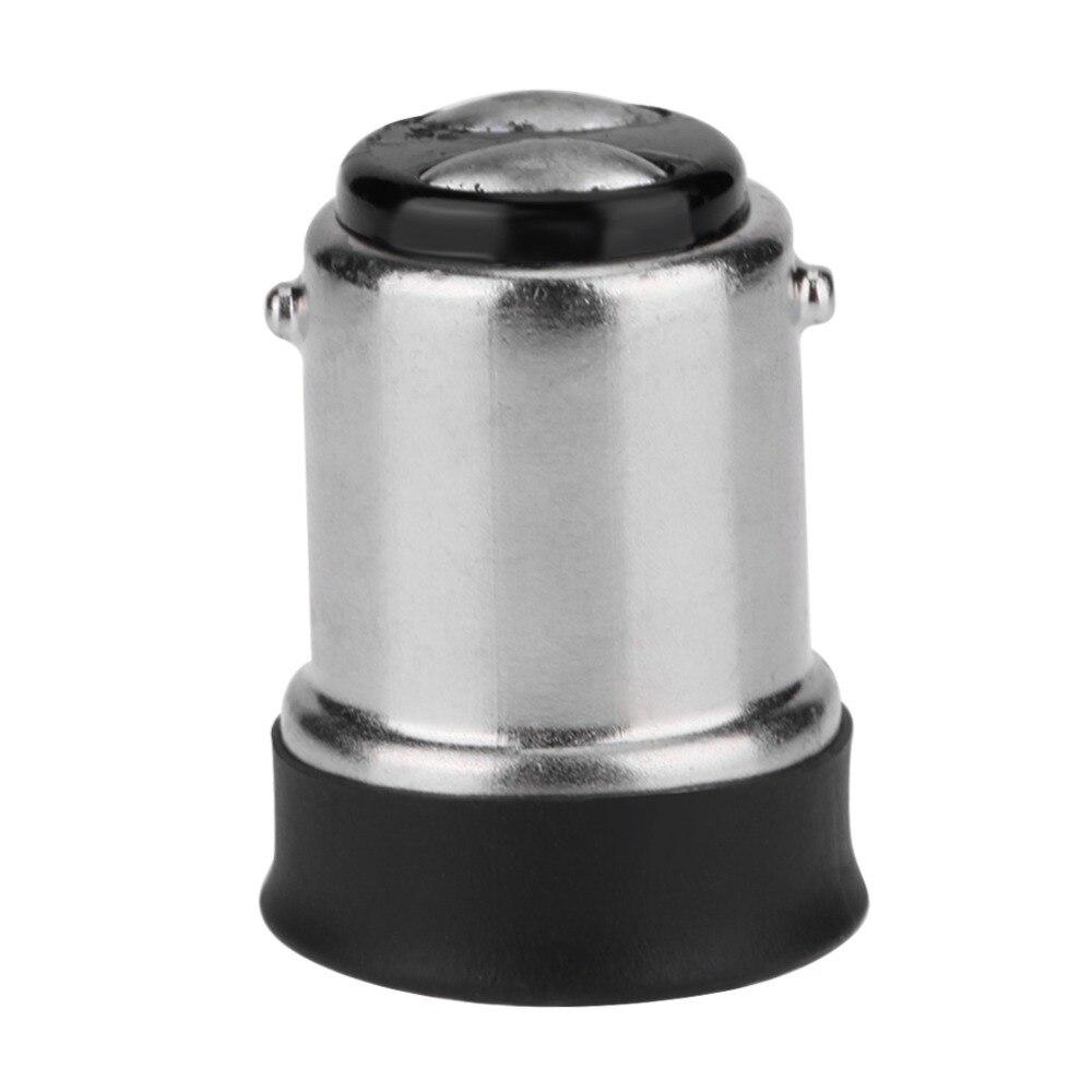 Новая база света BA15D к E14 Светодиодная лампа адаптер конвертер Винт гнездо медный адаптер основы лампы