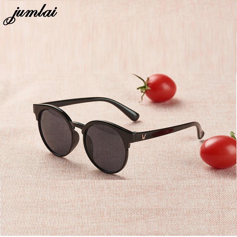 Óculos de sol macai infantil, óculos preto de proteção retrô para meninos e meninas