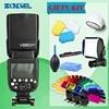 Godox – appareil photo V860II Speedlite 2.4G 1/8000s avec batterie li-on 2000mAh lampe torche sans fil pour Nikon DSLR D800 D700 D7100 D5200