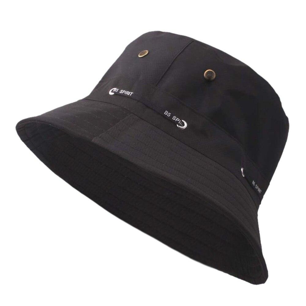 Sombrero de mujer de verano para hombres y mujeres adultos tapa de moda al aire libre sombrero de Sol de Casual hierba sombrero de cubo viseras de mujer chapeau