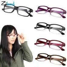 Zilead-lunettes de lecture Antifatigue hommes femmes   Confortables ultralégères presbytes, avec + 1.5 + 2.0 + 2.5 + 3.0 + 3.5 + 4.0 Oculos
