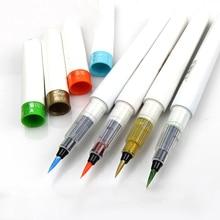 Marqueur dart de couleurs de haute qualité supérieure clin doeil de Stella pinceau marqueurs de paillettes stylo de brosse pour la brillance déclat à lestampillage de lettrage