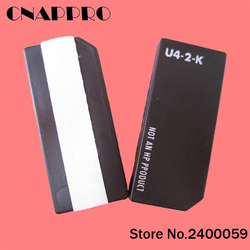 Compatible HP Color LaserJet serie 5500 5550 5500n 5500dn 5550n 5550dn cartucho de tóner chip C9730A C9731A C9732A C9733A impresora chips