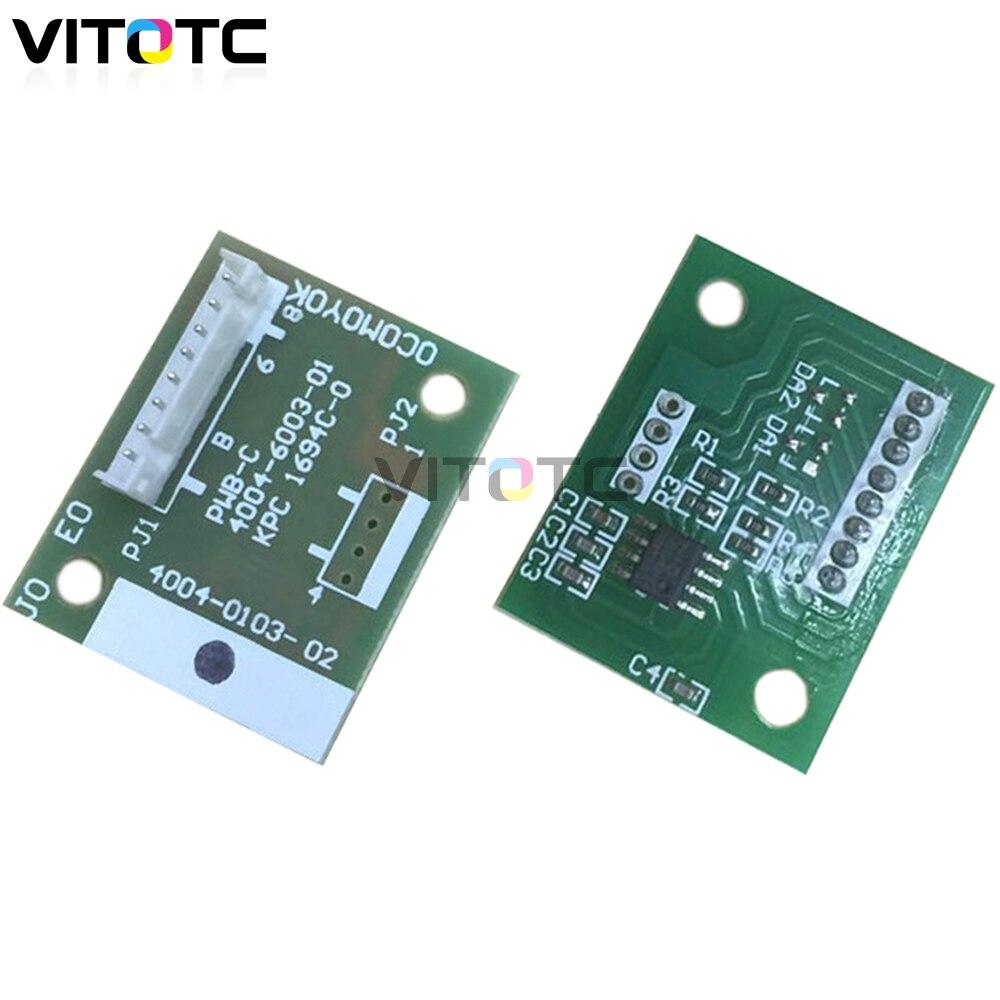 IU612 IU-612 IU 612 чип барабанного блока для Konica Minolta Bizhub C452 C552 C652 C 452 552 652 картриджи для изображений сброс чипов барабана