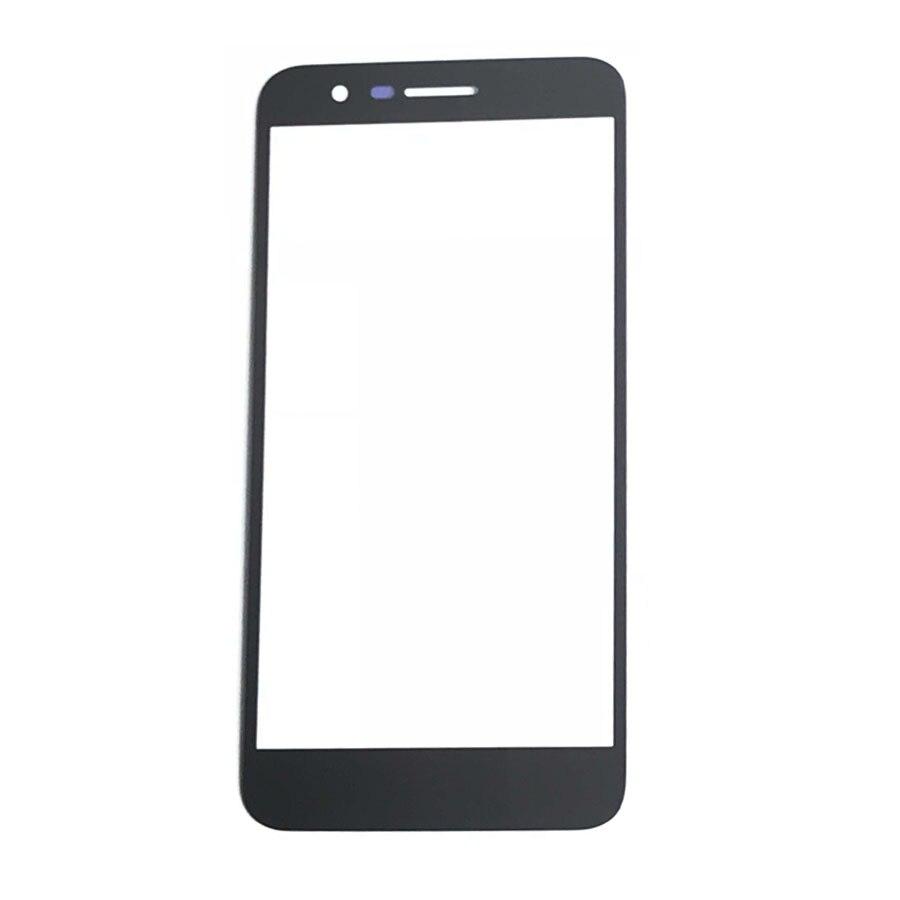 Para LG K10 2018 K11 K10 + K30 X4 + X4 más X410 LCD pantalla táctil frontal de vidrio exterior de la lente