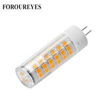 2017 en vente G4 lampe à LED 220 V SMD2835 4 W 5 W 7 W en céramique LED ampoule remplacer 30 W 40 W 60 W halogène lumière pour lustre livraison gratuite