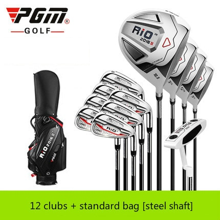 PGM Golf Club Golf conjunto de barra de aprendizaje para hombres