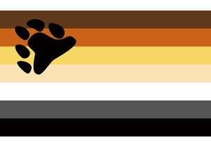 Lgbt 15*21cm/60*90cm/90*150cm 40*60cm urso bandeira da comunidade para a decoração da barra de festa