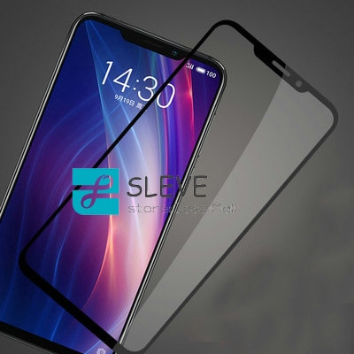 Meizu X8 vidrio templado completo Meizu X8 Protector de pantalla Meizu X8 X 8 M852Q película protectora de vidrio cubierta completa MeizuX8 6,2 pulgadas