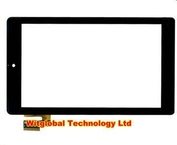 Nuevo reemplazo de cristal del digitalizador del Sensor del Panel táctil de la pantalla táctil para la tableta envío gratis de 7 pulgadas Haier E701