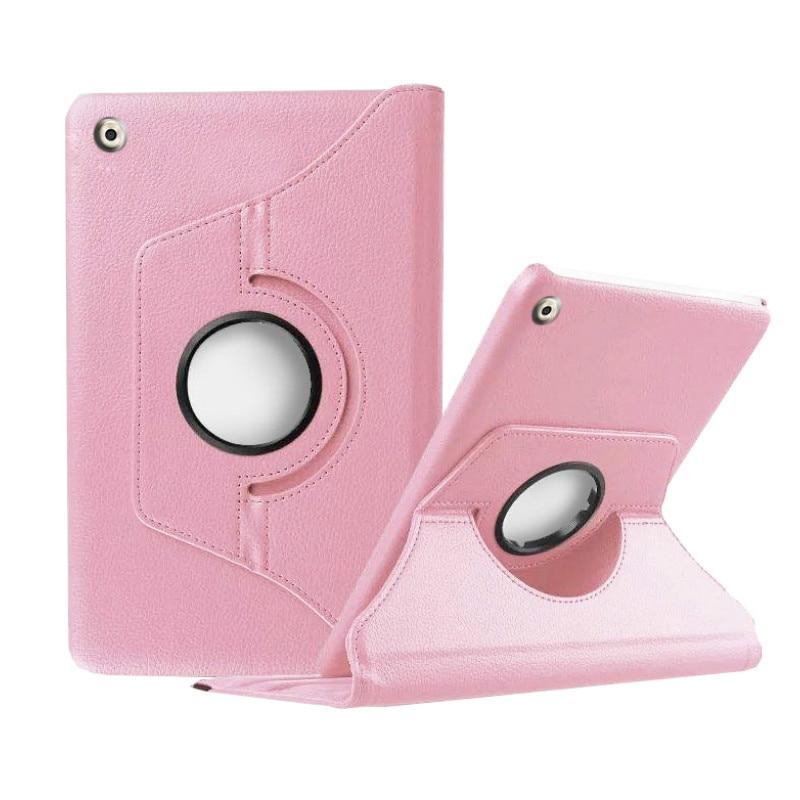 Cuir pour Huawei MediaPad M5 lite 10 BAH2-W19/W09 DL-AL09 housse pour tablette pour Huawei M5 lite 10.1 360 housse rotative