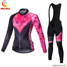 Malciklo cyclisme maillot ensemble femmes été vêtements de cyclisme VTT vêtements vélo vêtements vtt vélo 2019 Pro équipe cyclisme costume