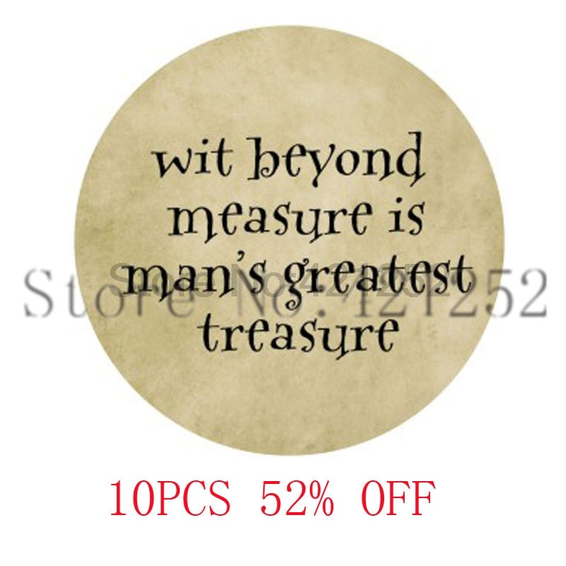 Ravenclaw Wit Beyond Measure Luna Lovegood ожерелье HP брелок bookmark Запонки Серьги