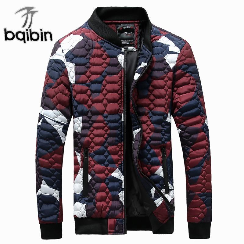 Chaqueta de invierno 2018 Parka de diseño a la moda para hombre, ropa para hombre, chaqueta acolchada de poliéster, abrigo cálido para hombre, prendas de vestir, abrigo S-4XL